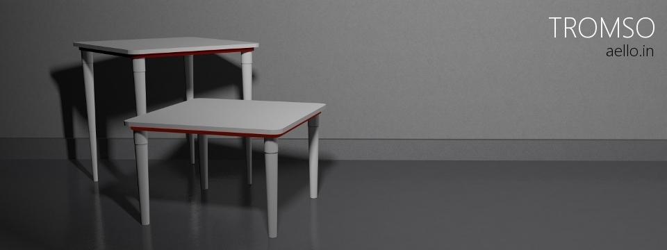 tromso stół