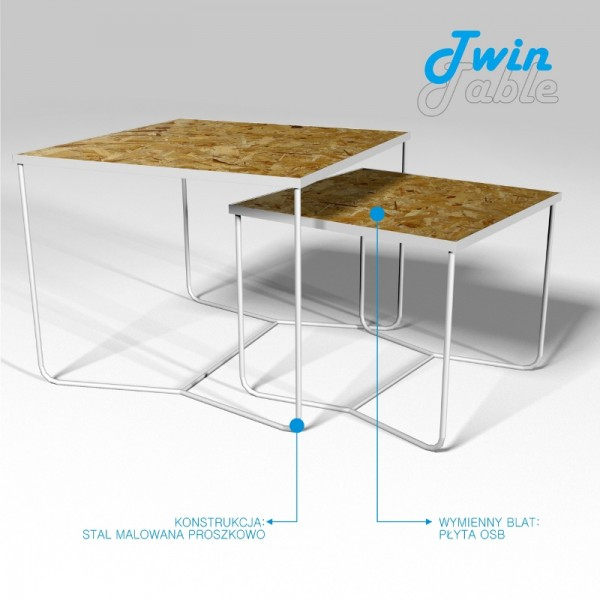 TWIN TABLE 2
