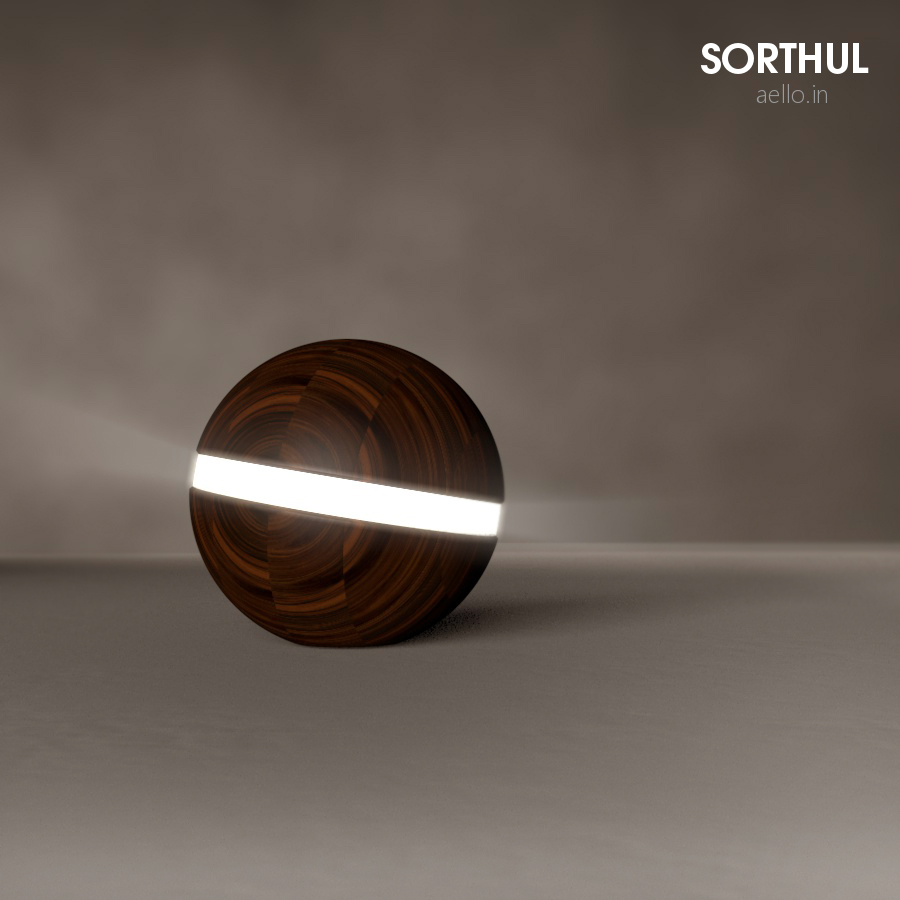 lampa Sorthul